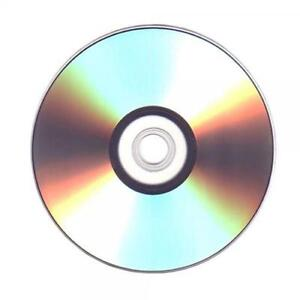 Versatile image for printable blank cds