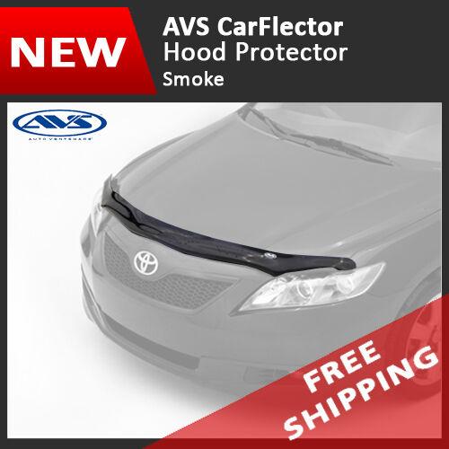 Auto Ventshade 20049 Carflector Smoke Stone//Bug Deflector Hood Shield