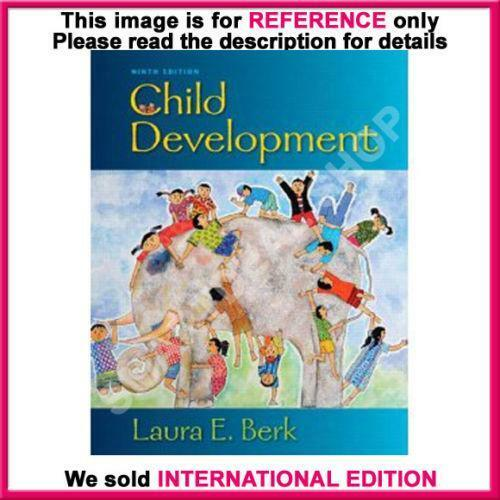 Child Development Berk: Books | eBay