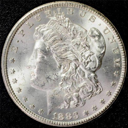 Carson City Uncirculated Silver Dollar Ebay