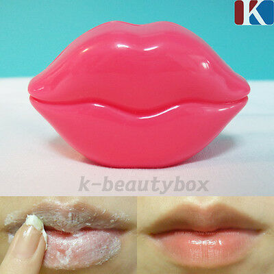 LIP SCRUB Kiss Kiss Lovely Lip Care Scrub 9g Lip Care Korea Cosmetic TONYMOLY