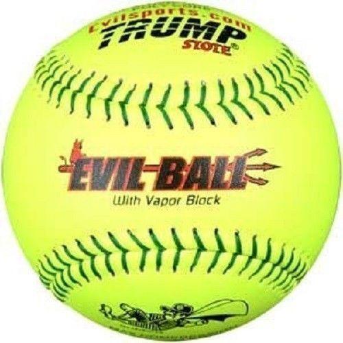 Evil softballs ebay for Tattoo 52 300 softballs