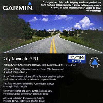 Garmin City Navigator NT Nord Amerika microSD/SD Karte - 00 Garmin City Navigator
