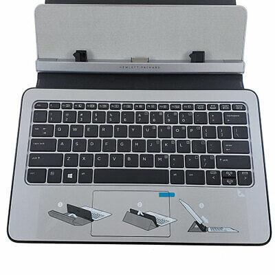 Genuine NEW HP ELITE X2 1011 G1 Tablet Travel US Keyboard Folio Case K6B54AA#ABA ()