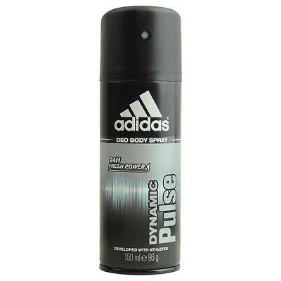 Adidas Dynamic Pulse by Adidas Deodorant Body Spray 5 oz Developed With The Athl ()