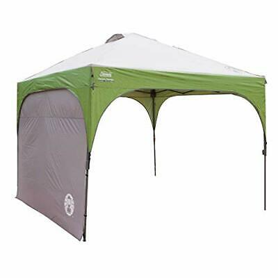 Instant for 10x10 Canopy Tent Sunwall Outdoor Use Sun Shade Camping Beach Gazebo