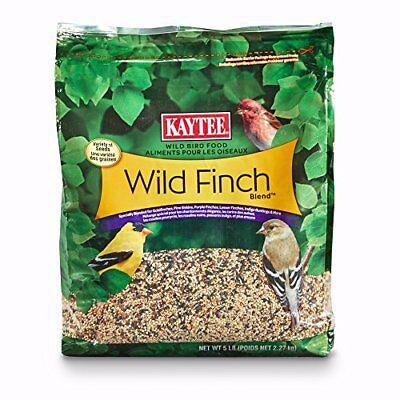 Kaytee Wild Finch Blend Stand Up Bird Food 5lb
