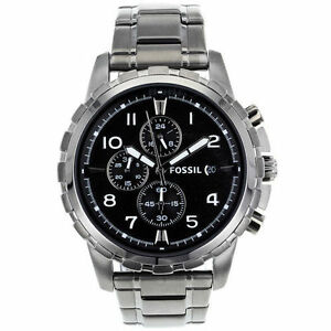 988295281a0 Fossil Dean Chronograph FS4721 Wrist Watch for Men for sale online ...