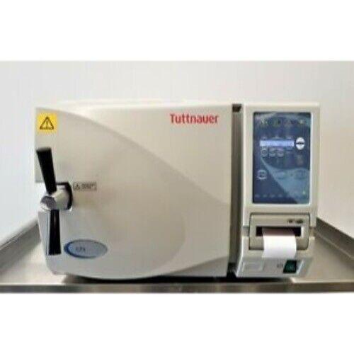 Tuttnauer 2340EA EZ9 Autoclave