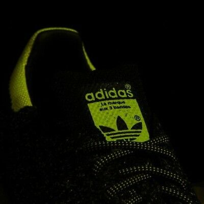 Adidas Superstar 80s PK NBA All Star ASG GLOW 10.5 Primeknit Black White S32029