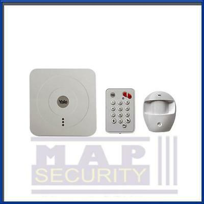 YALE SMART HOME WIRELESS ALARM SYSTEM STARTER KIT SR-310 NEXT DAY DELIVERY!, used for sale  Shipping to Ireland