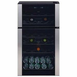 GE Wine Cooler (PXR03FLSFSC) - Stainless Steel