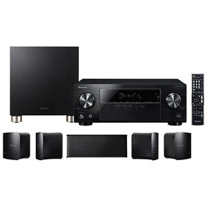 Pioneer HTP-074 Home Theatre System