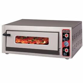 Pizza Oven Single Deck EN159 Catering equipment