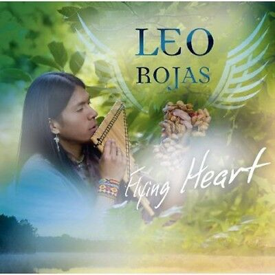 Leo Rojas - Flying Heart [New CD] - Flying Heart