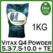 Vitax Q4