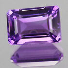 Emerald Shaped Very Good Cut Loose Amethysts