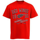 Men's Detroit Red Wings NHL Fan Shirts