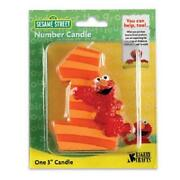 Sesame Street Candle