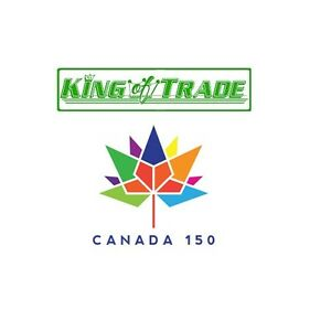 Canada 150 Flags