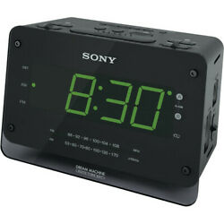 Sony ICF-C414 AM/FM Alarm Clock Radio new in a box