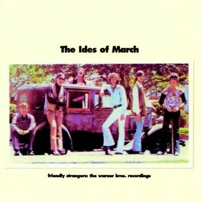 The Ides of March - Blood Strangers - The Warner Bros. Recordings (2CD) [New CD]