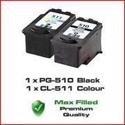 Canon PG-510 CL-511 Ink Cartridges