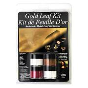 Gold Leaf Kit