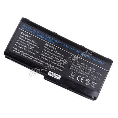 12 Cell Battery For Toshiba Qosmio X500 X505 Laptop Pa373...