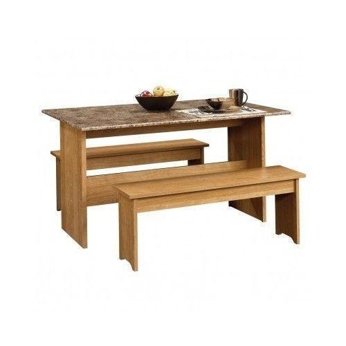 Bench Dining Table Set EBay