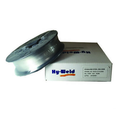 Stainless Steel Mig Er308l Mig Welding Wire .035 10 Lb Spool