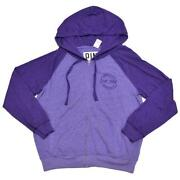 Victoria Secret Pink Hoodie Purple