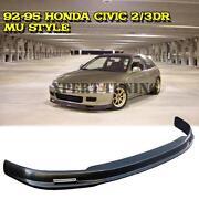 Honda Civic 92-95 Parts