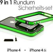 iPhone 4 TPU Silikon Hülle