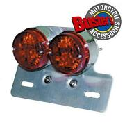 Round Rear Lights