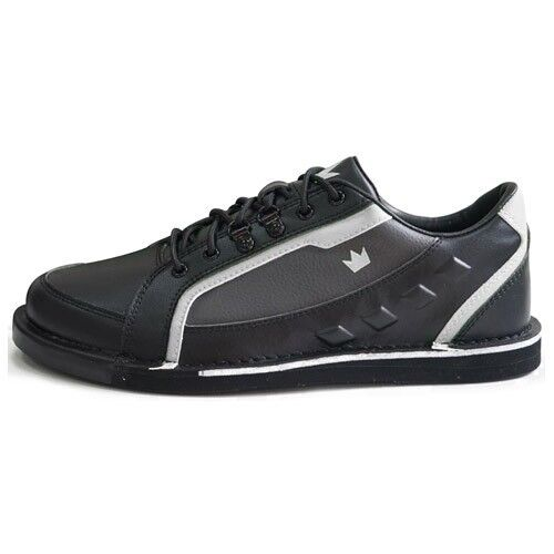 Brunswick Punisher Silver Men's Right Handed Bowling Shoes