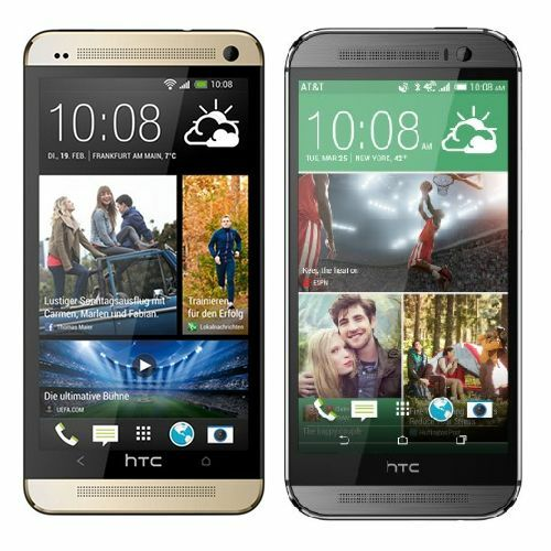 $188.33 - New GSM Unlocked T-Mobile HTC One M8 32GB 4G Smartphone - Gunmetal Gray - Gold