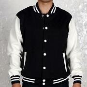 Baseball Jacket Leather