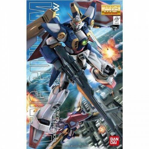 BANDAI Gundam Wing  XXXG-01W Wing Gundam MG 1/100 162352 US Seller USA