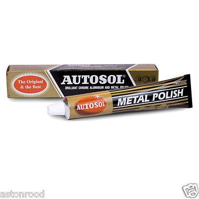 Autosol Metal Polish 75ml voor boten