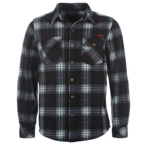 2b22cf5cf Lee Cooper Long Sleeve Shirt   eBay