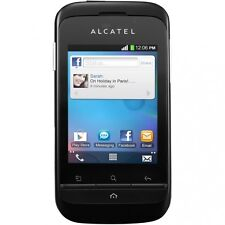 Alcatel One Touch Dual Sim Black Android Smartphone