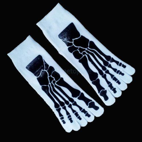 6c2624b4e Skeleton Socks