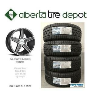 10% SALE LOWEST Price OPEN 7 DAYS Toyo Tires All Weather 235/50R18 Toyo Celsius Shipping Available Trusted Business