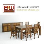 Dining Table Chairs Wood