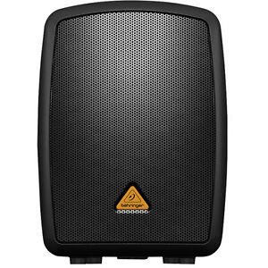 "Behringer Europort 8"" Portable PA System (MPA40BT)"