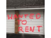 Wanted garage to rent in BURY ST EDMUNDS OR CLOSE