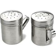 Stove Top Salt and Pepper Shakers