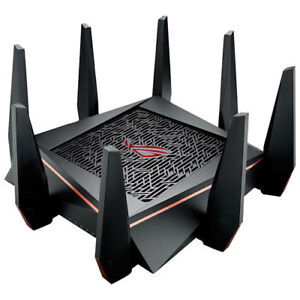 ASUS ROG Rapture Wireless AC5300 Tri-Band Gigabit Router (GT-AC5