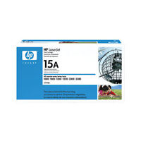 HP 15A Black Toner